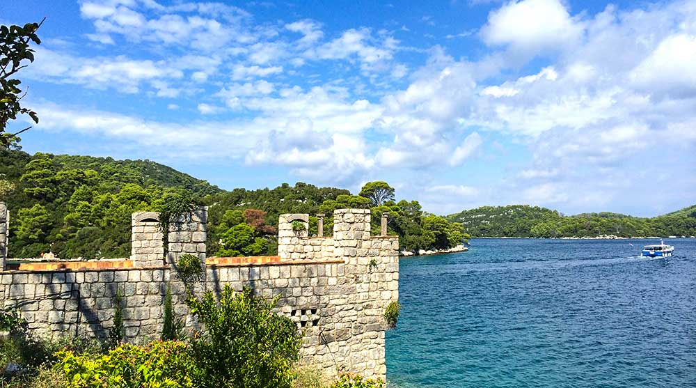 Besuch in Nationalpark Mljet