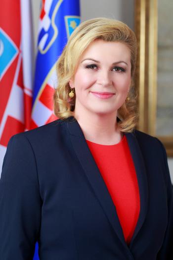Der kroatische Präsident
