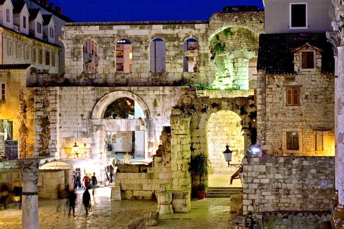 Vieille Ville De Zadar