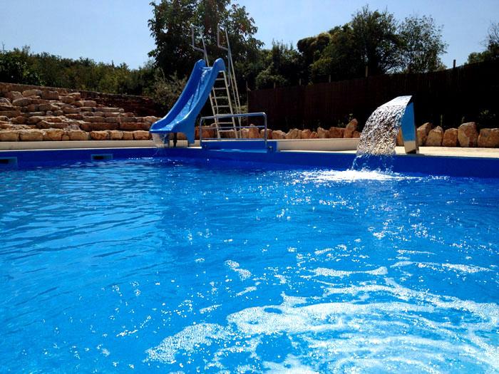 Ferienhaus Pool Kroatien