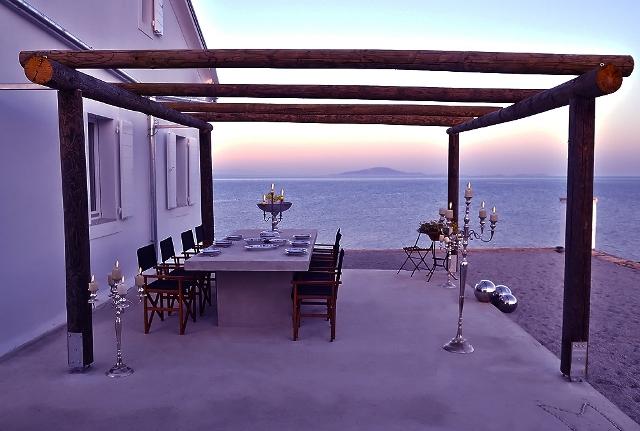 urlaub im leuchtturm marlera in istrien kroatien. Black Bedroom Furniture Sets. Home Design Ideas