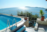 Villa On the Rocks - mit Pool direkt am Meer