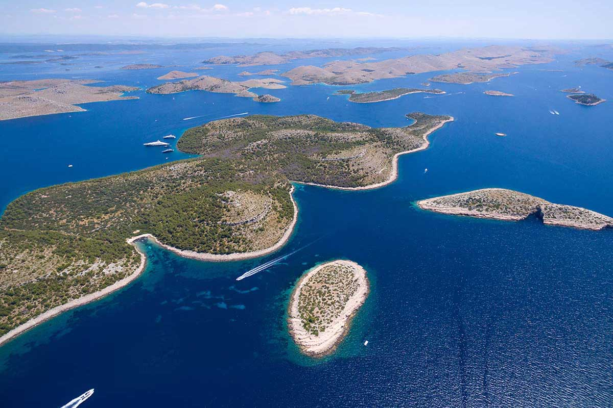 Nationalpark Kornati