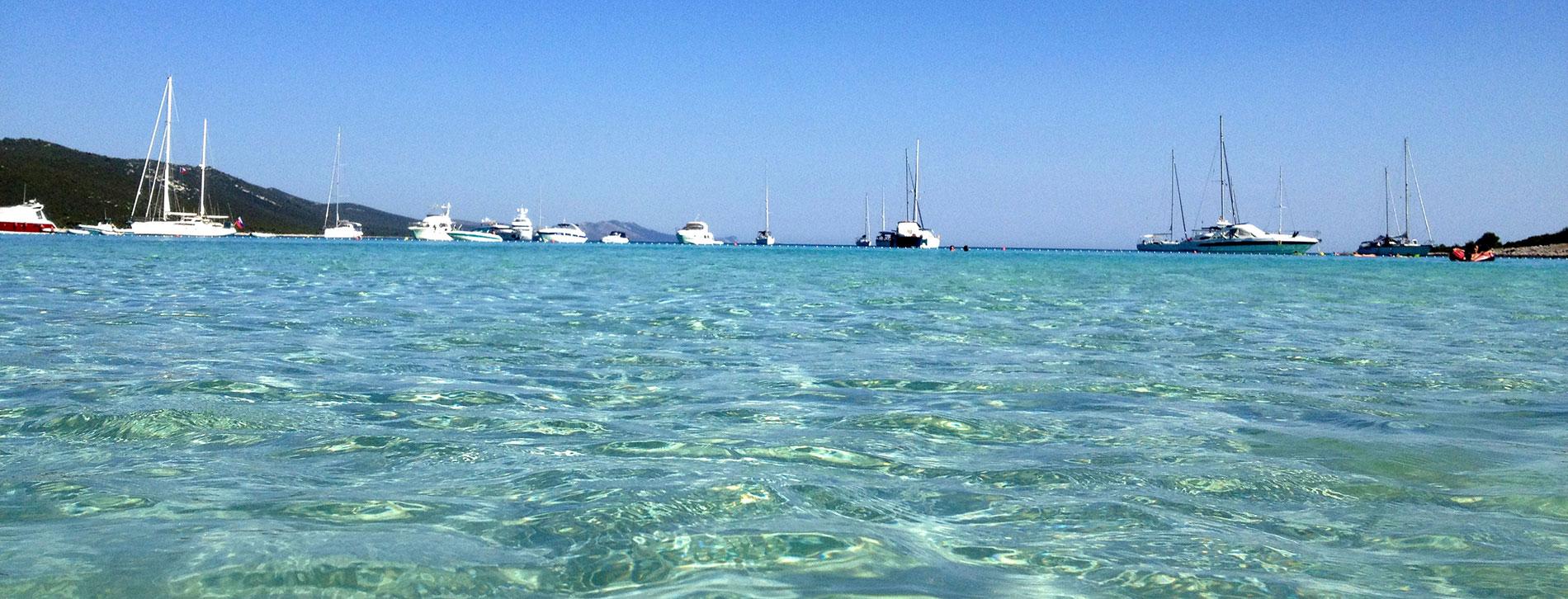 Kroatien Urlaub am Sandstrand
