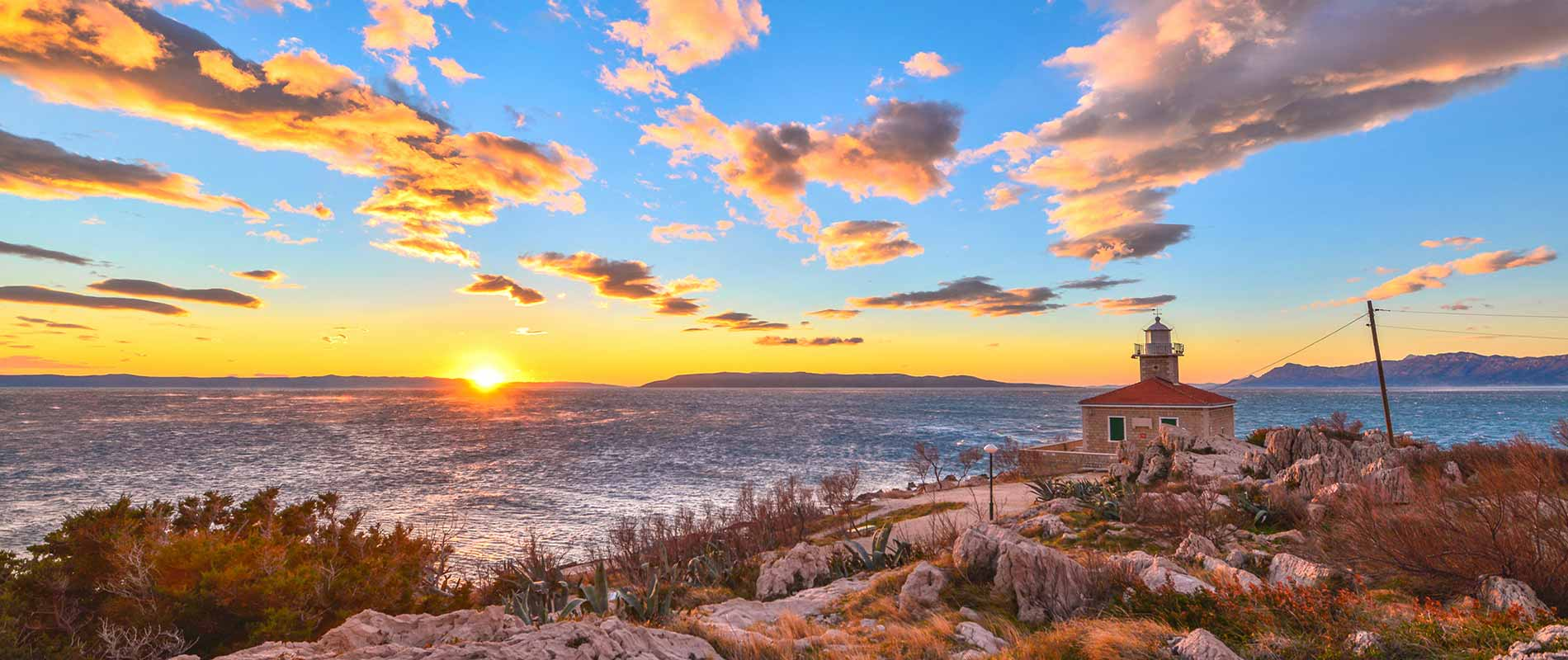 Urige Ferienhäuser in ruhigen Urlaubsorten